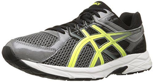 """US size 6-15 ASICS Men's GEL-Contend 3 Running Shoe - """"True to size, look and feel great. I love these shoes!"""""""