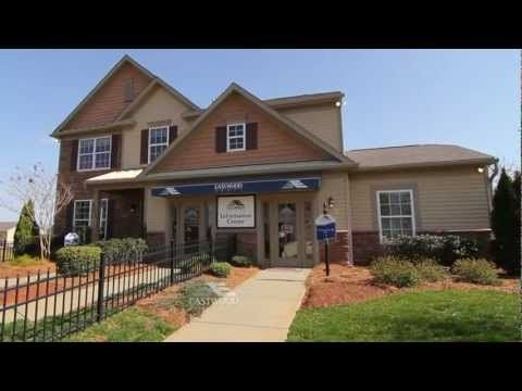 New Homes in Charlotte, NC- The Alexander By Eastwood Homes