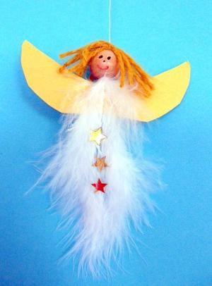 どこか憎めない天使。