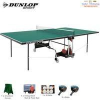 DUNLOP-SPORTS-Table Tennis-Dunlop EVO 1000 Full Time Outdoor Playback Table Tennis Table-£289.99-Dunlop EVO 1000 Full Time Outdoor Playback Table Tennis Table    The EVO 1000 Outdoor Playback Table has a superb 4mm Premium Dunlop fully weatherproof melamine composite playing top impervious to rain, direct sunlight, frost etc and can be left outside all year round without risk of deterioration, this also has a steel powder coated construction for long life. This Table Tennis Table has a ...