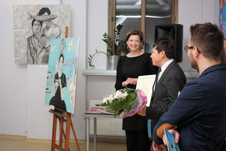 Magdalena Woźniak, Klaudiusz Kandzia, Marcin Painta