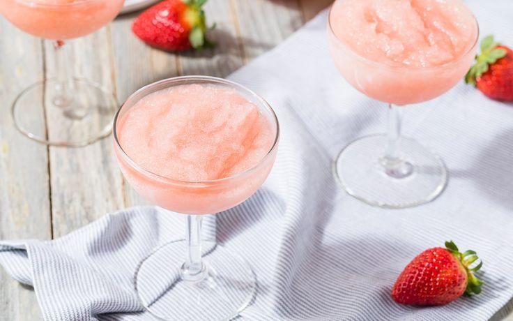 Natura Rosé Strawberry Frosé