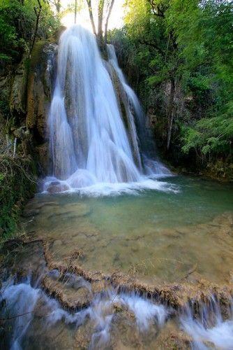Randonnée et trekking : Cascade pétrifiante de Caylus - Tarn et Garonne