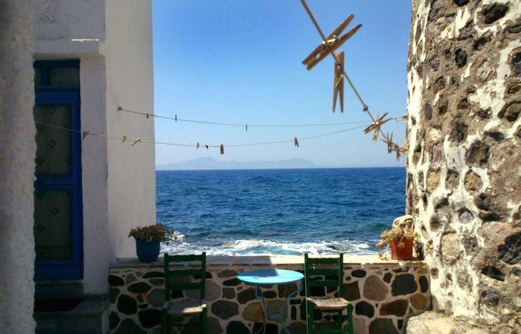 Nisiros, Greece,  traditional life moments