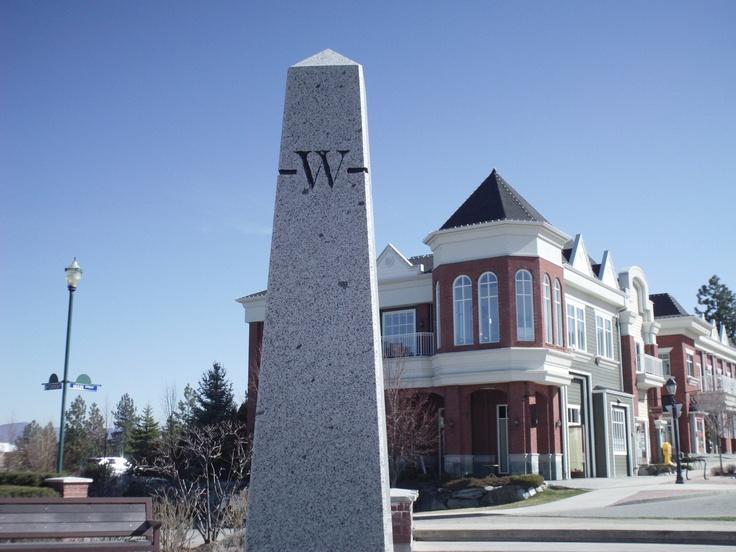 Kettle Valley Main Street
