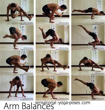 arm balances, beginners eka pada koundinayasana, eka pada koundinyasana, flying splits, bakasana, beginners eka pada bakasana 1, eka pada ba...