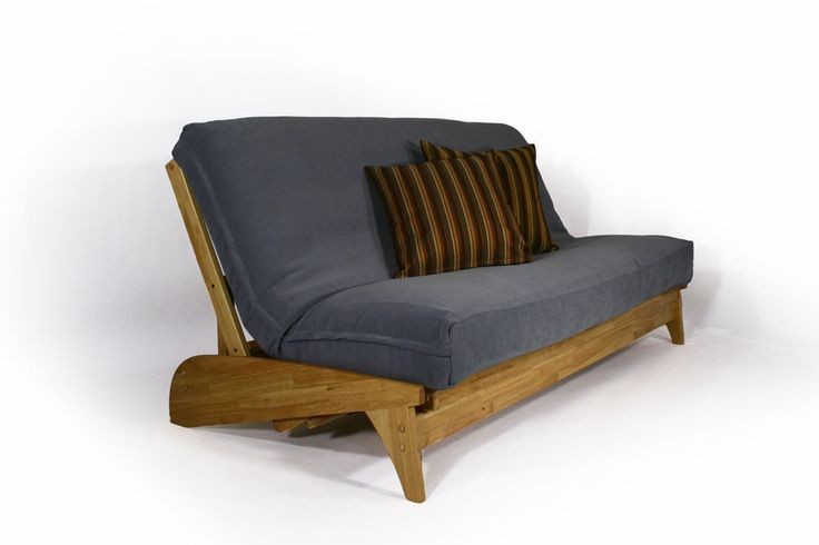 Dillon Wall Hugger Futon Frame Dillon Futon Frame from Strata Furniture is a contemporary futon design. It is crafted from carefully selected hardwood timber. Dillon belongs to Carriage Collection of Strata Furniture, a collection with unique designs. The high quality craftsmanship, stylish designs, hidden hardware and sturdy construction are also present in this collection. The Dillon will also give you one of the most open feeling beds because it has no arm rests. While arm rests can be…