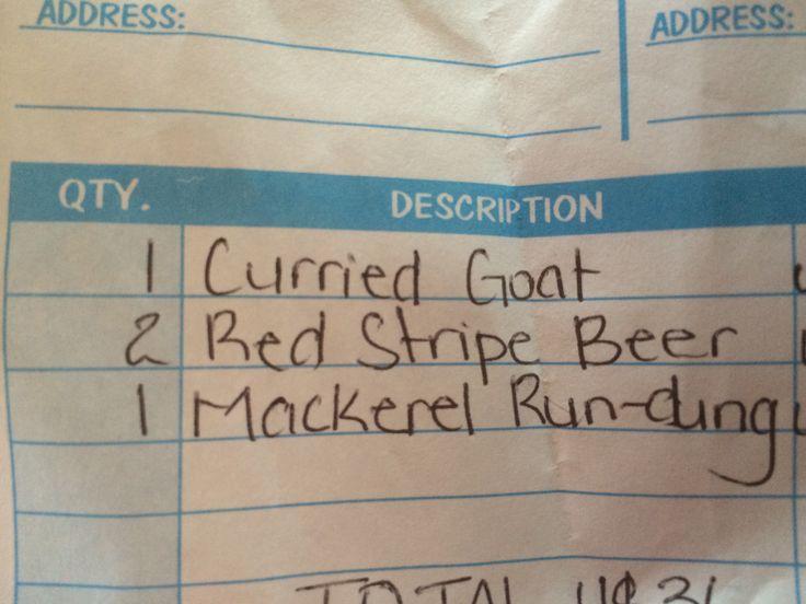 Curried goat. Jamaica. Now vegan. No regrets