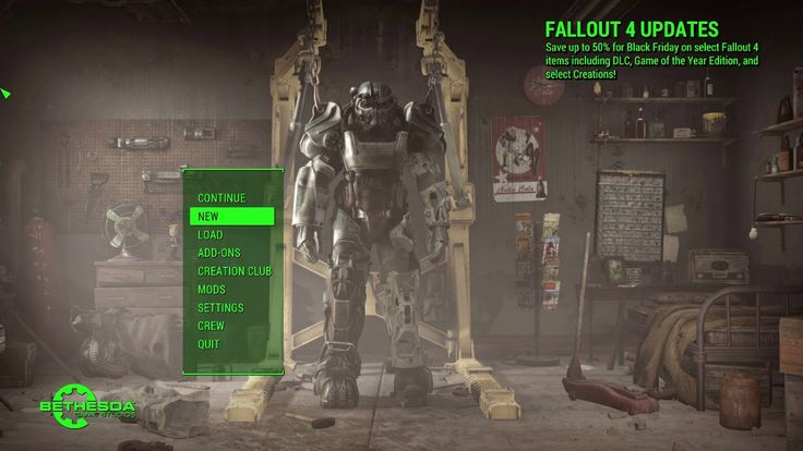 Major Fallout 4 modding issues Can anyone help? #Fallout4 #gaming #Fallout #Bethesda #games #PS4share #PS4 #FO4