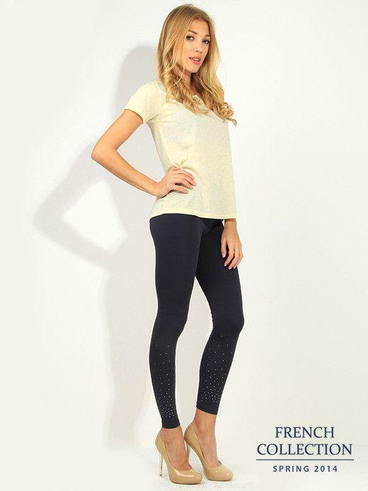 T-shirt żółty Bluzki \ gładkie \ krótki rękaw French Collection \ Bluzki \ gładkie Butik 133401