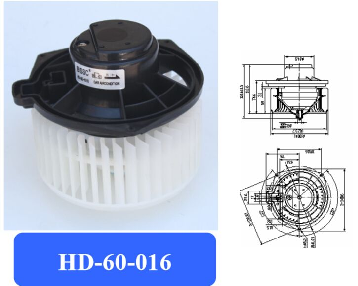 Automotive Air Conditioning >> Automotive air conditioning blower motor / Electronic fan/motor / COMMUTER blower motor | Air ...