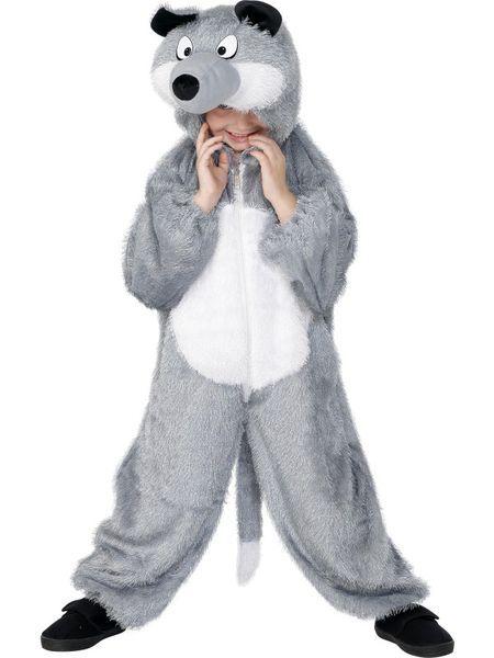 Lasten Naamiaisasu; Susi. Suden naamiaisasuun pukeutuessa pääsee jahtaamaan lampaita ja ulvomaan vimmatusti. Toki naamiaisasuinen susi voi käyttäytyä myös maltillisesti. Haalarimallinen asu takaa liikkumavapauden, jos vaanimisen lisäksi täytyy tehdä näyttäviä hyökkäyksiä.