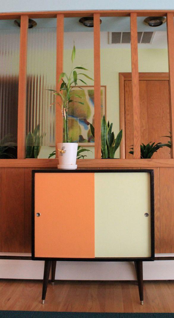 DIY Retro Record Cabinet Revamp   DIY   Pinterest