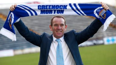 Kenny Shiels: I'm ready for new love affair with Greenock Morton