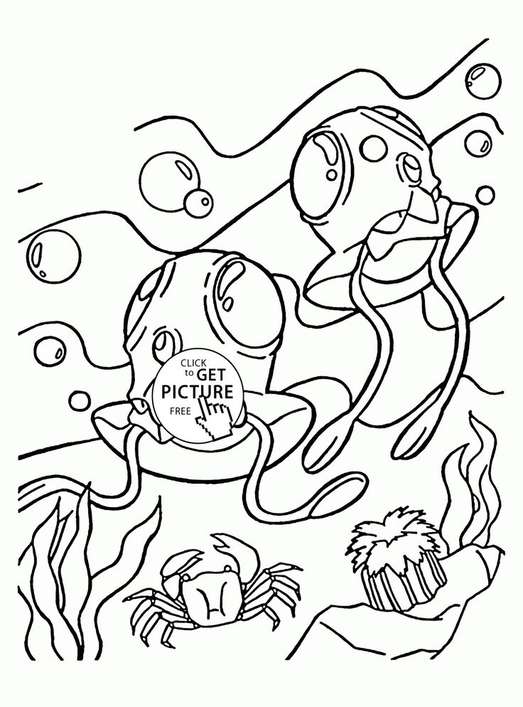 46 best Pokemon coloring pages