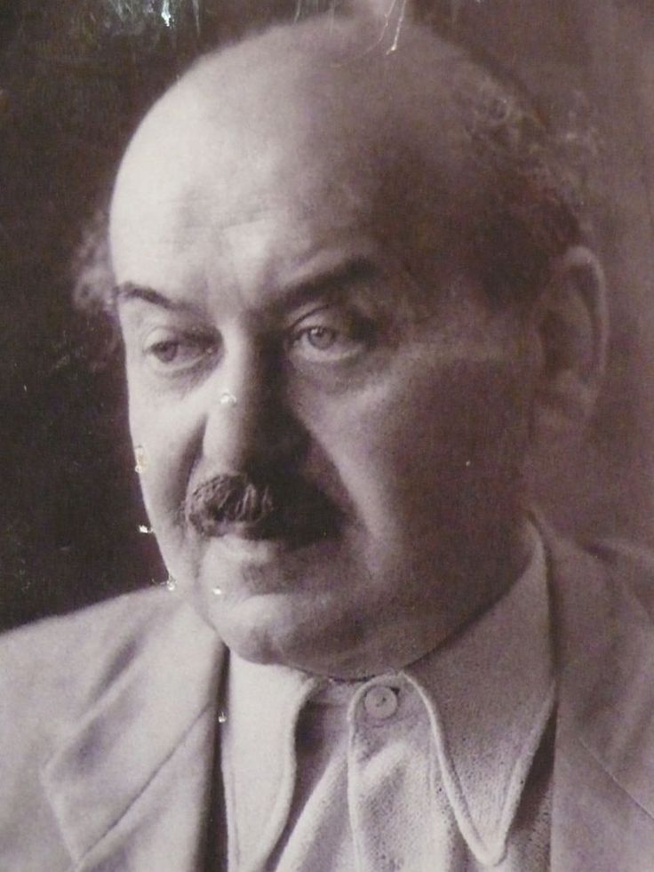 "A 1947 portrait of Lajos Kozma. ""Hungarian tradition does not mean doing what our predecessors have already done,"" he wrote in 1926. ""What it means is doing what our predecessors did: standing on the bridge between East and West, welding our oriental flavour, provincial freshness, pride of peasants and flare for decoration with the refined erudition of the west…. New can only be created along the boundaries of the spirit of the times."""
