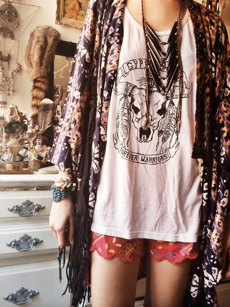 We are Kimono Krazy this summer ☆ Check out our Wild Flower Gypsy Jacket http://gyps.ws/WildFlowerGypsyJacket