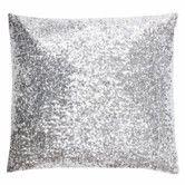 Found it at Wayfair - Glitz Synthetic Throw Pillow
