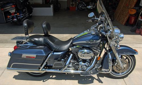 2003 Harley Davidson Road King for sale, Price:$8,000. Whiting, Indiana #harleydavidsons #harleys #roadking #motorcycles #hd4sale