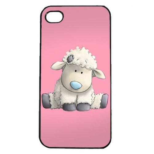 Cuki bárány vagyok - Apple Iphone 4 4s tok