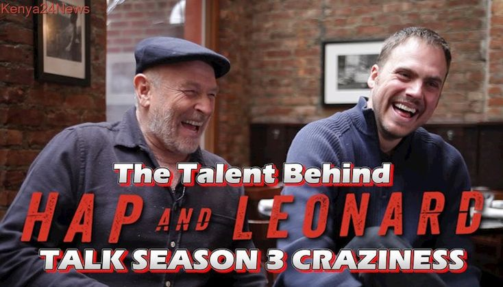Hap and Leonard Season 3 - Corbin Bernsen and Jim Mickle Interview
