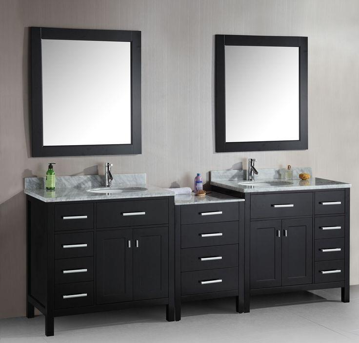 Amazing Double Sink Bathroom Vanity