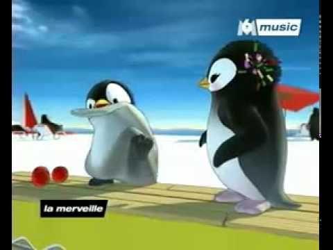 La danse des Pingouins - France - YouTube