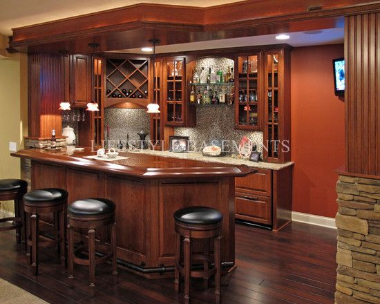Basement Bars Design, Pictures, Remodel, Decor and Ideas - page 11