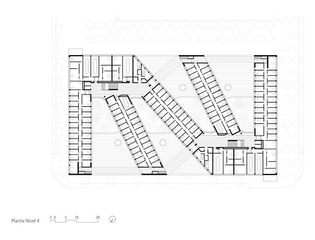 Cruz y Ortiz | Facultad de Ciencias de la Educación, Sevilla | HIC Arquitectura