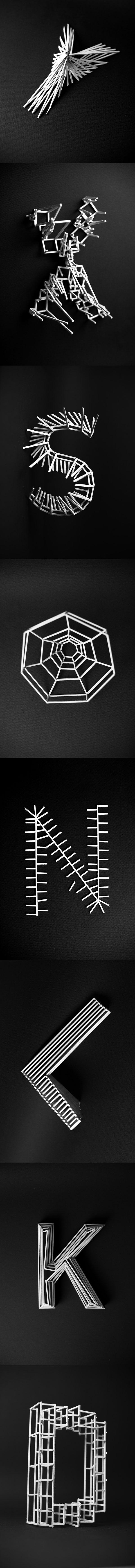 Skeletype  Jerome Corgier