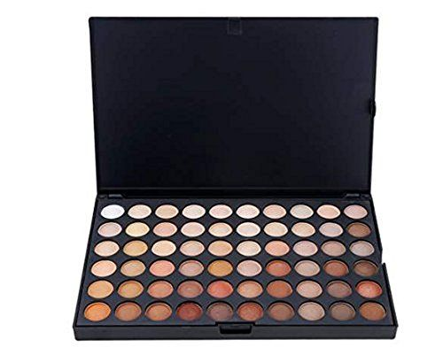 Pure Vie Professional 120 Colors EyeShadow Palette Makeup Contouring Kit 4  Perfect for Professional as well as Personal Use *** To view further for this item, visit the image link.