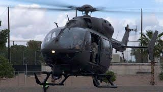 Airbus Helicopters UH-72 Lakota Arrives in Las Vegas for Heli-Expo 2018  AINtv Express