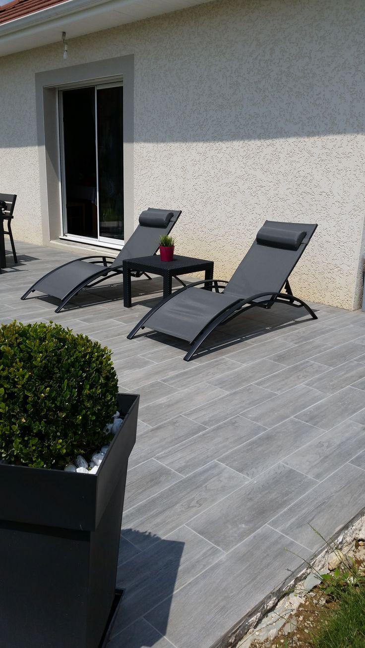 Les 25 meilleures id es concernant transat jardin sur for Transat terrasse design