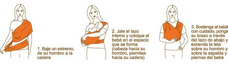 Baby Quad   Facilita Digestión de Bebe, Evita Reflujo, Disminuye Cólicos, Contacto Madre-Hijo, Mejora Sueño y Mejora Producción de Leche Materna.