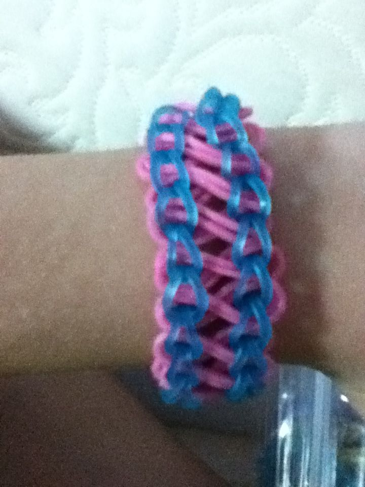 101 best crazy loom images on pinterest rainbow loom bracelets crazy 8 rainbow loom bracelet fandeluxe Images