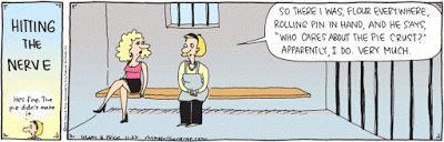 Dying for Chocolate: Cartoon of the Day: Pie Crust