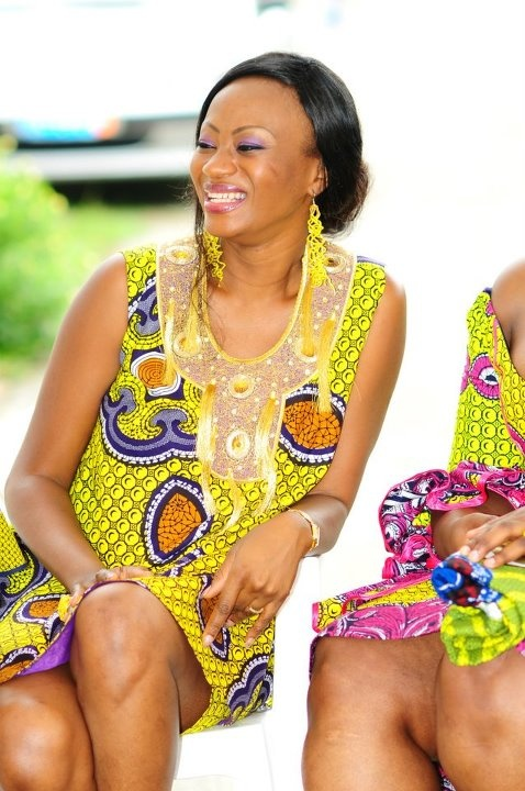 West african clothing for women