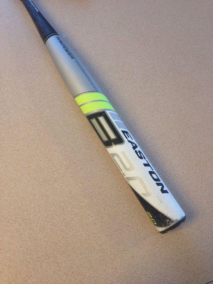 2013 And 2014 Easton Baseball Bats