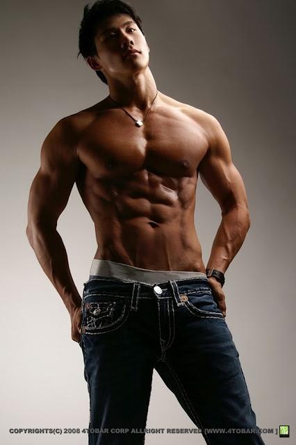 Seriously Buff Handsome Korean Men Pinterest See