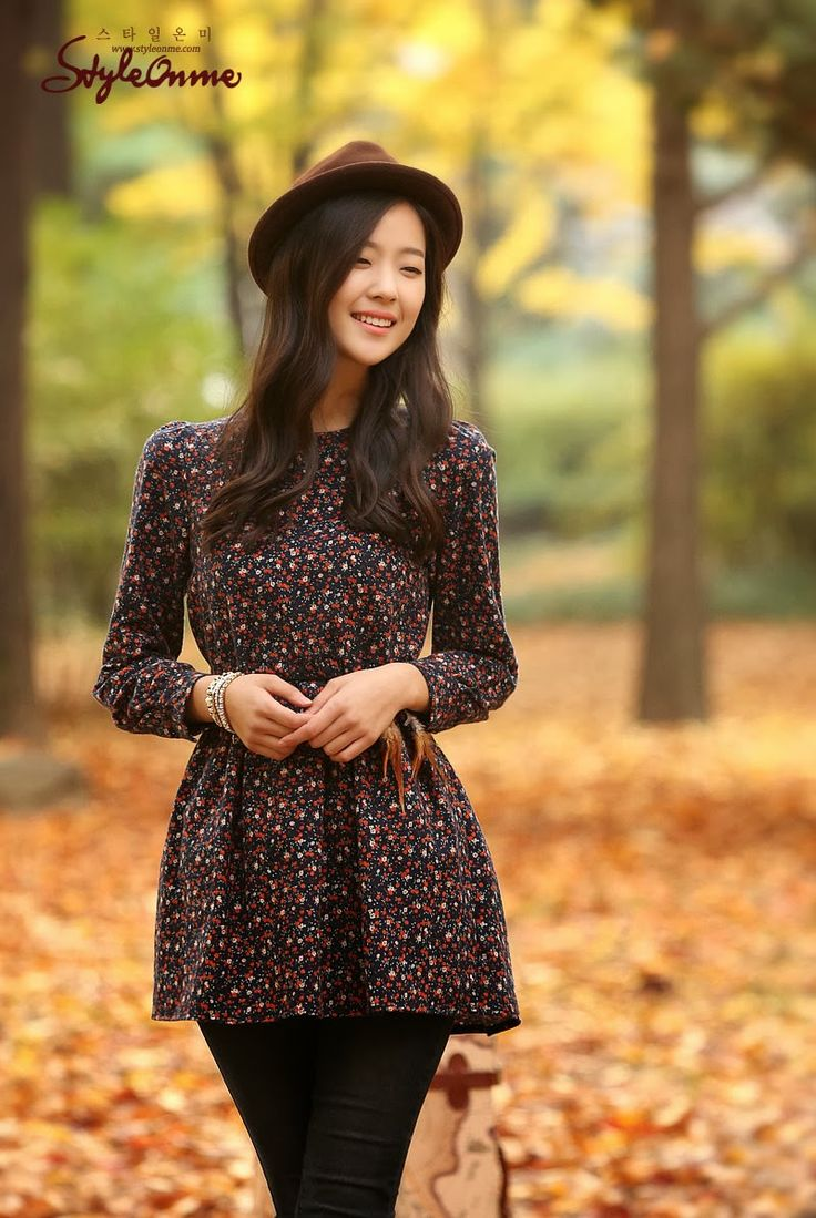 ¿Quién dice que vestirse de manera casual tiene que ser aburrido? Las mujeres coreanas nos demuestran lo contrario. Ellas pueden utiliza...