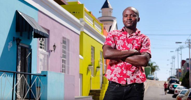 Bo Kaap Portraits with the Fujifilm X-Pro2 | Testing out the off-camera flash and wifi functionality of the new Fujifilm X-Pro2 Mirrorless Camera.