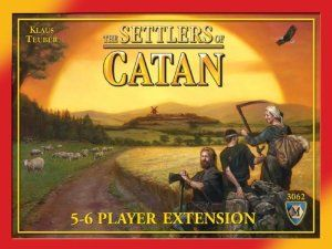 The Settlers of Catan 5 and 6 Player Extension  Order at http://www.amazon.com/The-Settlers-Catan-Player-Extension/dp/B000W7JWYG/ref=zg_bs_toys-and-games_76?tag=bestmacros-20