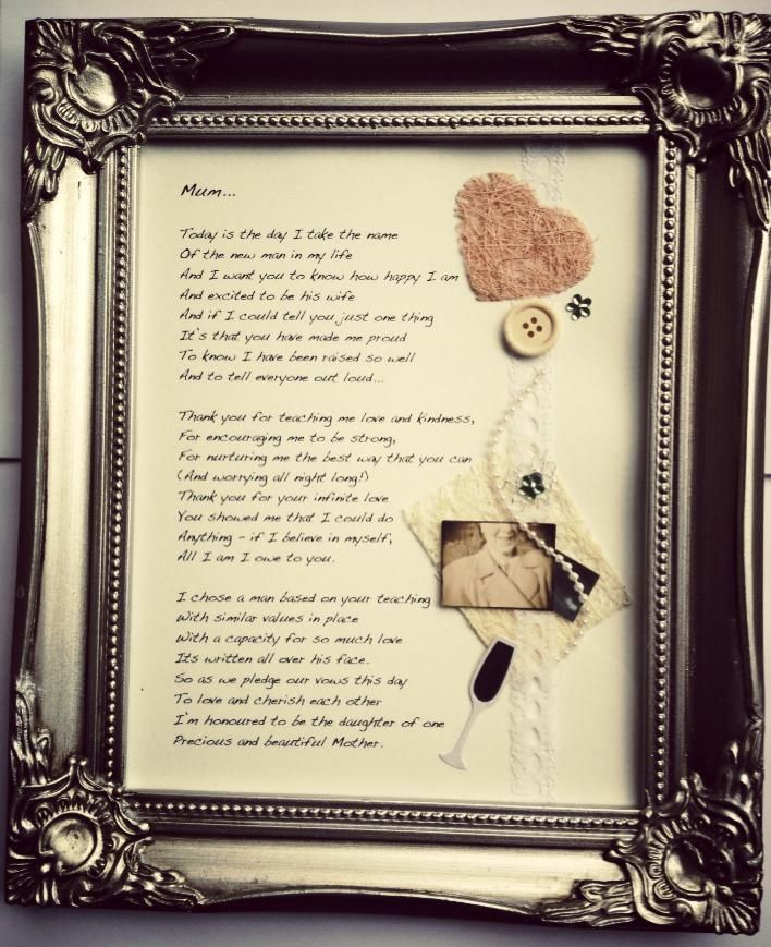 Poems About Wedding Gifts: Best 25+ Wedding Gift Poem Ideas On Pinterest
