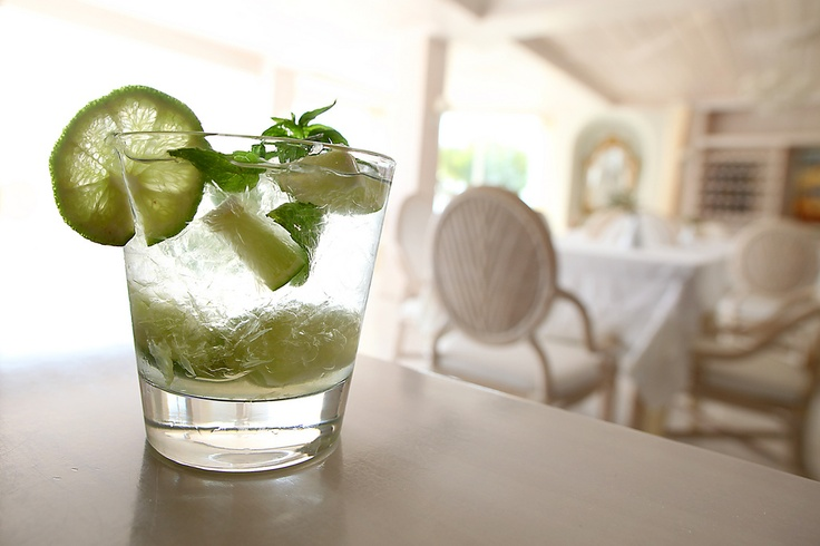 Cocktails at Thymare Restaurant - Mykonos' Island Palladium Boutique Hotel, Greece  http://www.hotelpalladium.gr/