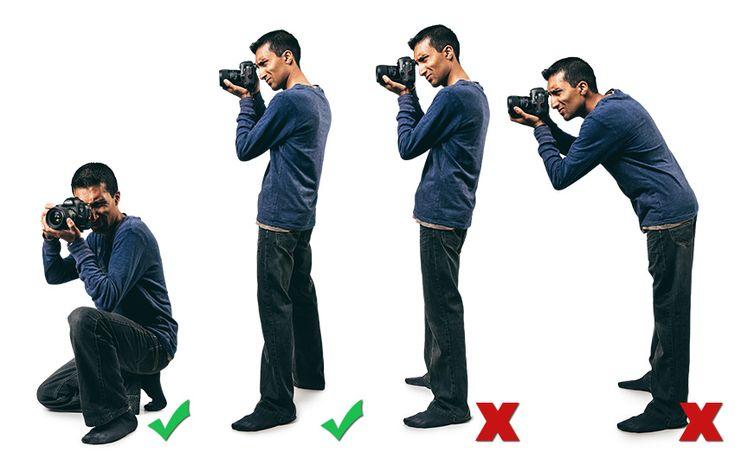 5 astuces photo pour éviter des photos floues
