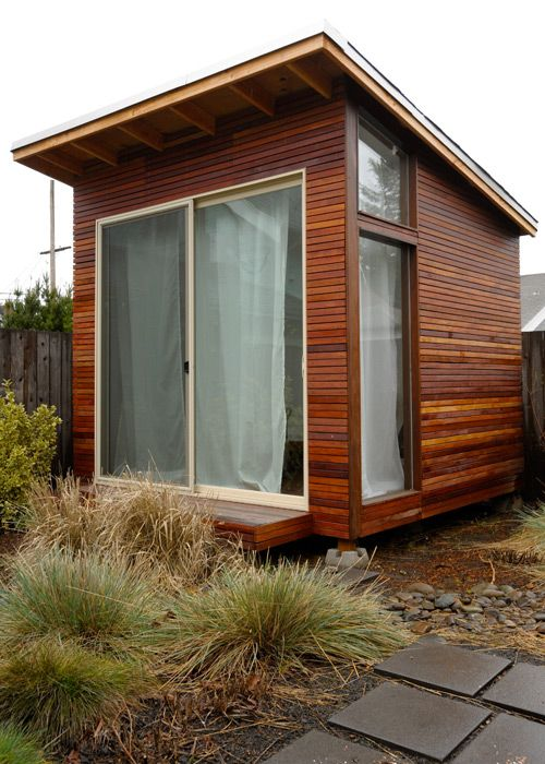 17 best images about garden office on pinterest art for Garden office and storage shed
