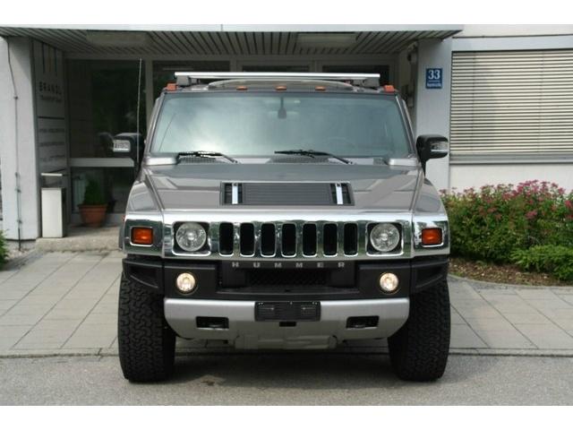 Hummer H2 Luxury con GPL a 39.800 Euro   Fuoristrada   58.000 km   Benzina   293 Kw (398 Cv)   09/2010