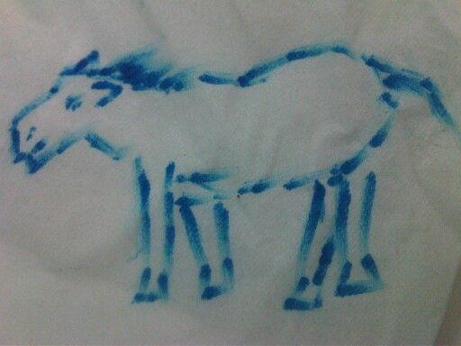 Donkey or Horse