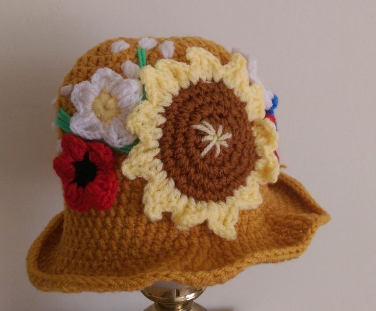 child hat, toddler, handmade hat, crochet by SmallworldByAnna on Etsy