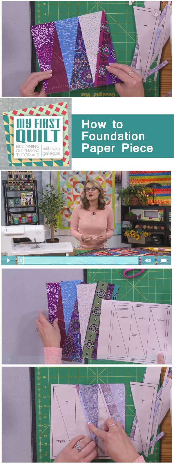 best Quilting images on Pinterest Modern quilting Patchwork